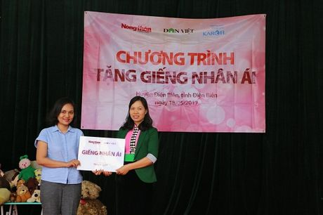 Tang gieng khoan cho truong 'thay co chiu vat can hung nuoc cho tro' - Anh 3