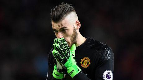 Man Utd chot 2 phuong an thay De Gea - Anh 1