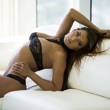 Vivi Castrillon - My nhan Colombia day sao Real cach... lam tinh - Anh 4