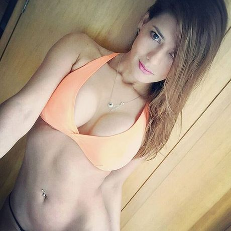 Vivi Castrillon - My nhan Colombia day sao Real cach... lam tinh - Anh 6