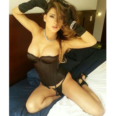 Vivi Castrillon - My nhan Colombia day sao Real cach... lam tinh - Anh 9