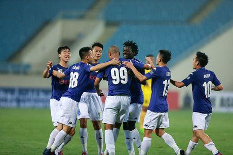 Ha Noi FC thiet quan nang ne trong giai doan chuan bi cho luot ve - Anh 1