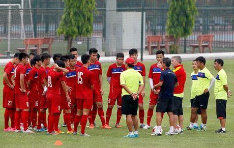 Giai ma so tro ly HLV truong U20 Viet Nam - Anh 1