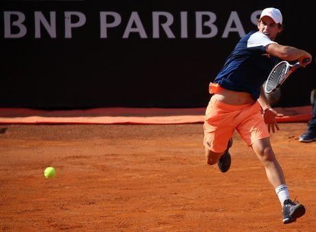 "Dominic Thiem quat nga ""vua"" Nadal o Rome Open - Anh 2"