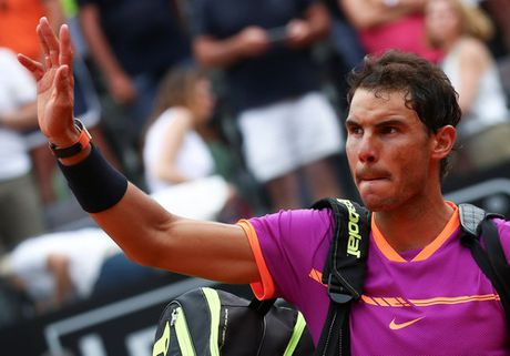 "Dominic Thiem quat nga ""vua"" Nadal o Rome Open - Anh 3"