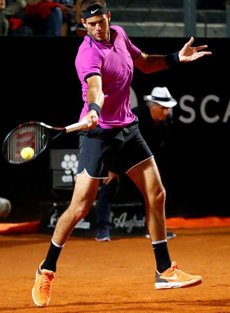 "Dominic Thiem quat nga ""vua"" Nadal o Rome Open - Anh 4"