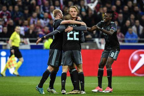 """Mourinho """"phan phao"""" HLV Ajax - Anh 2"""