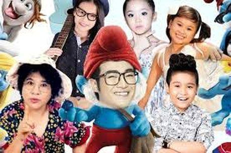 'Ba Tao' Minh Vuong se 'Tham hiem Vuong quoc Xi Trum' - Anh 2