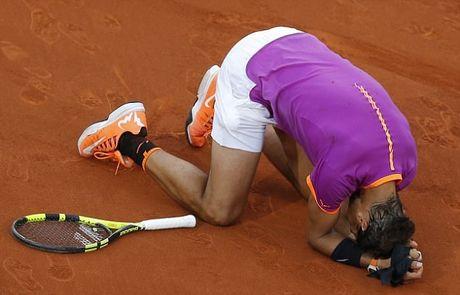 Thoi co de Nadal lam nen ky luc tai Roland Garros - Anh 1