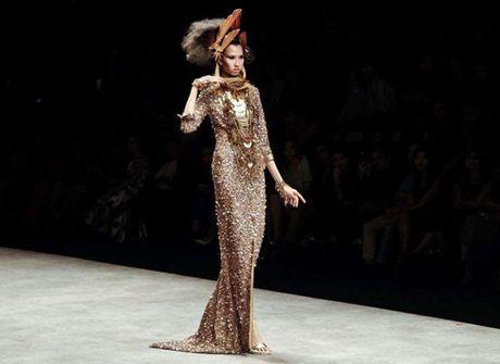 Nguoi mau 'cao nhat Viet Nam' tro lai thi Vietnam's Next Top Model - Anh 5