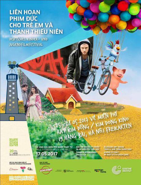 Viet Nam – Lan dau tien to chuc lien hoan phim Duc danh cho tre em va thanh thieu nien - Anh 1