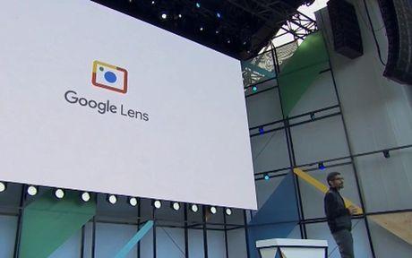 Google ra mat tinh nang Google Lens - Anh 1