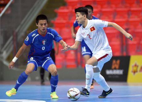 U20 futsal Viet Nam can hoa Nhat Ban de vao tu ket giai chau A - Anh 1