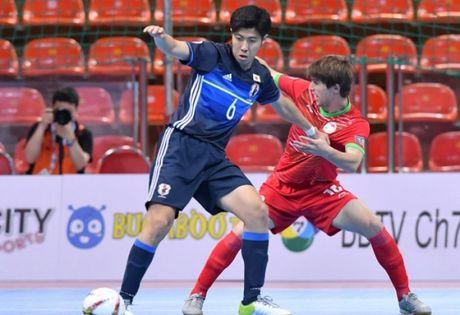 U20 futsal Viet Nam can hoa Nhat Ban de vao tu ket giai chau A - Anh 2