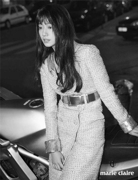 'Dau tim' voi loat anh khi quyen ru luc ngot ngao cua Park Shin Hye - Anh 4