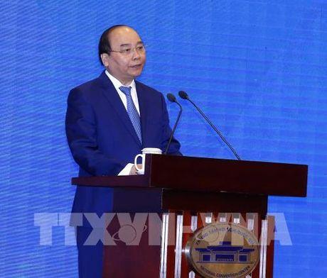 APEC 2017: Thu tuong du le khai mac Hoi nghi Bo truong phu trach Thuong mai APEC - Anh 1