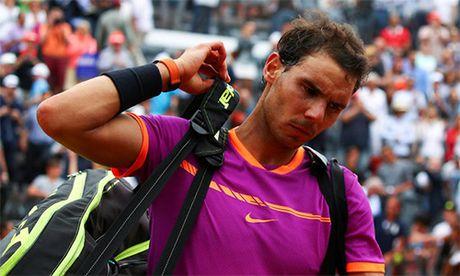 Nadal bac tin thua som o Rome de giu suc cho Roland Garros - Anh 1