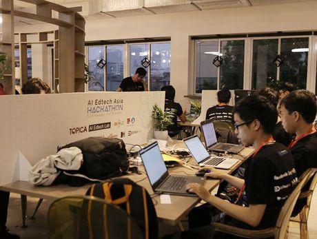 Facebook, Google, IBM, Amazon… tai tro toi 300.000 USD cho cuoc thi lap trinh Hackathon tai Viet Nam - Anh 1