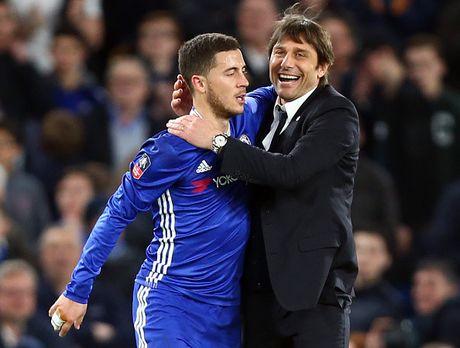 Don ba xa sang Anh, Conte cam ket tuong lai voi Chelsea - Anh 1
