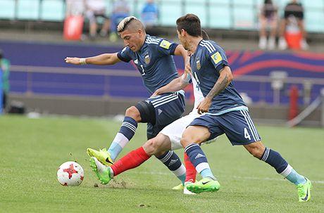 Argentina thua dam Anh trong tran ra quan U20 World Cup - Anh 2