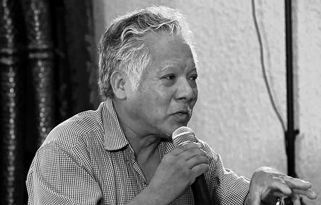 Am tinh nghe si: 'Me chong' Lan Huong dam nhan vai dien nang ky - Anh 1