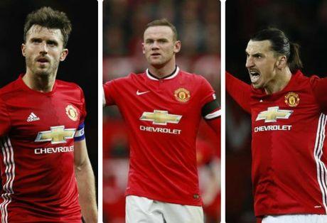 Chuyen nhuong MU: Thanh ly ca Rooney, Carrick, Ibra - Anh 1