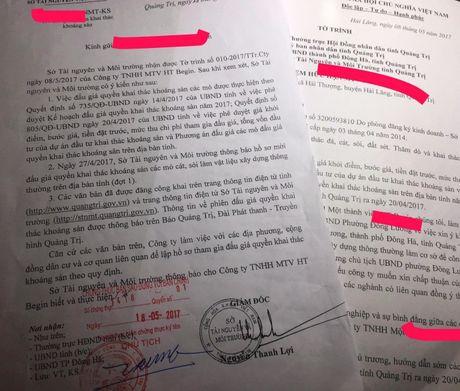 Bat thuong trong dau gia quyen khai thac khoang san o Quang Tri? - Anh 3