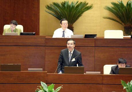 Hon 93% Dai bieu Quoc hoi thong qua du thao Luat Chuyen giao Cong nghe (sua doi) - Anh 1
