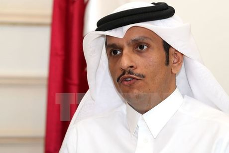 Qatar yeu cau cac nuoc lang gieng do bo phong toa neu muon dam phan - Anh 1