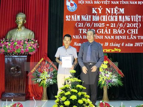 Nhieu hoat dong ky niem nhan Ngay Bao chi cach mang Viet Nam - Anh 2