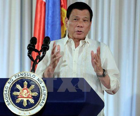 Tong thong Philippines xin loi nguoi dan vi cuoc chien tai Marawi - Anh 1