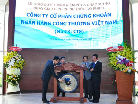 Co phieu VietinBank Securities chao san HOSE - Anh 1