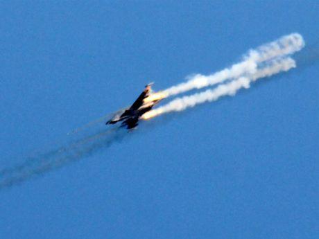 Syria da 'nong' lai cang them 'nong' - Anh 1