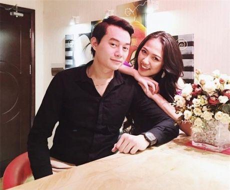 Moi tinh cua Thu Trang 'Song chung voi me chong' va Mac Hong Quan - Anh 2