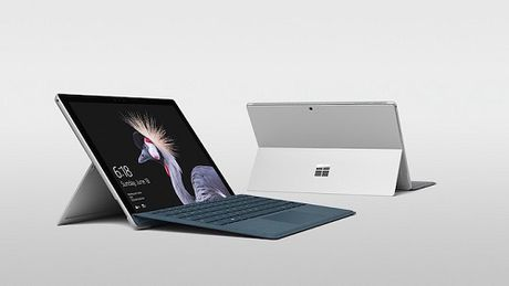 iPad Pro bi to 'sao chep' y tuong Surface Pro - Anh 1