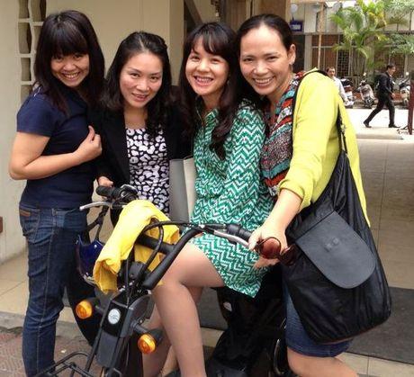 Nhung dieu it biet ve nguoi phu nu 'quyen luc' thay the Lai Van Sam o VTV3 - Anh 10