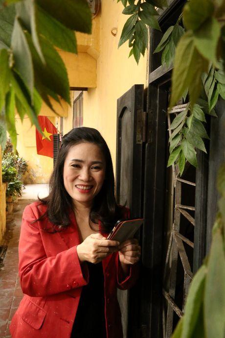 Nhung dieu it biet ve nguoi phu nu 'quyen luc' thay the Lai Van Sam o VTV3 - Anh 11