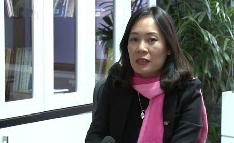 Nhung dieu it biet ve nguoi phu nu 'quyen luc' thay the Lai Van Sam o VTV3 - Anh 4