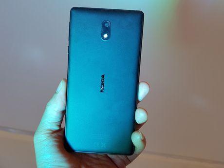 Tren tay Nokia 3 camera truoc sau 8MP, gia 3 trieu dong - Anh 12