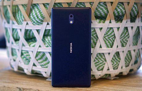 Tren tay Nokia 3 camera truoc sau 8MP, gia 3 trieu dong - Anh 4