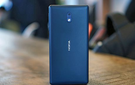 Tren tay Nokia 3 camera truoc sau 8MP, gia 3 trieu dong - Anh 5