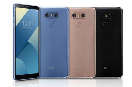 CHINH THUC: LG cong bo G6 + voi bo nho trong 128GB - Anh 2