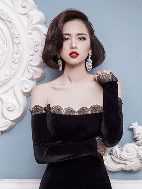 Angela Phuong Trinh, Huong Tram bi nhan tin 'ga tinh' va phan ung dang ne - Anh 5