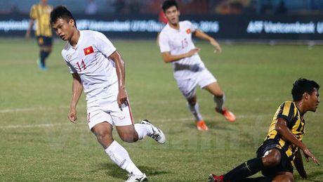 B.Binh Duong gach ten sao U20 Viet Nam - Anh 1