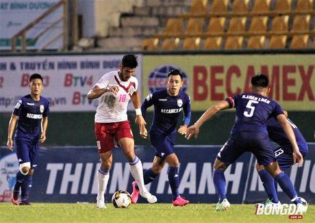 Ha Sai Gon FC, Binh Duong gap Da Nang o ban ket Cup QG 2017 - Anh 1