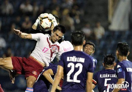 Ha Sai Gon FC, Binh Duong gap Da Nang o ban ket Cup QG 2017 - Anh 3