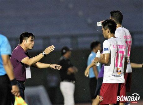 Ha Sai Gon FC, Binh Duong gap Da Nang o ban ket Cup QG 2017 - Anh 5