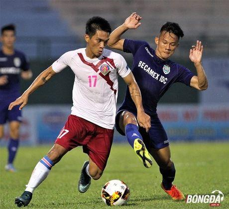 Thua Binh Duong, HLV Sai Gon FC noi thieu may man, trong tai chua cong tam - Anh 2