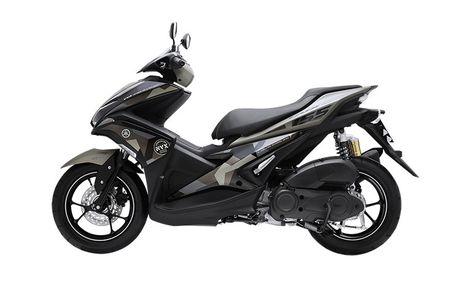 'Soi' Yamaha NVX 155 Camo moi gia 52,7 trieu tai VN - Anh 7
