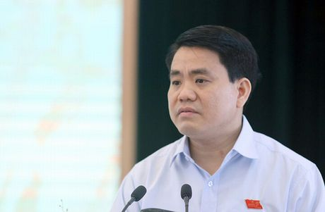 Chu tich Ha Noi: Tien danh chuyen 1300 cay xa cu co the trong 18.000 cay moi - Anh 1